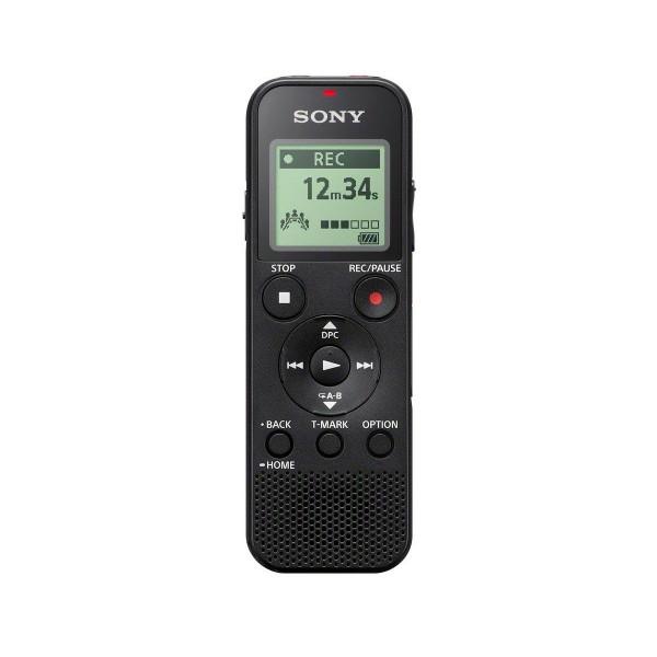 Sony icdpx370 grabadora de voz digital mono con usb integrado