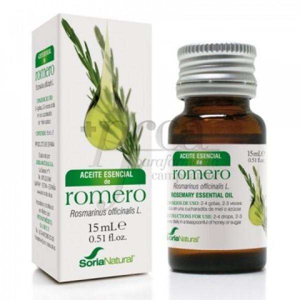 ACEITE ESENCIAL ROMERO SORIA NATURAL 08028