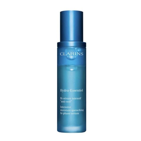 Clarins hydra-essentiel intensive moisture bi-phase serum 50ml