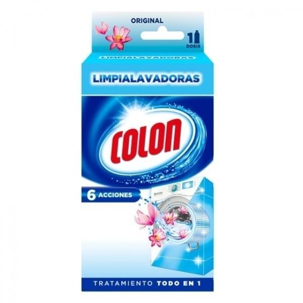 Colon limpia lavadoras tratamiento todo en uno , 1dosis