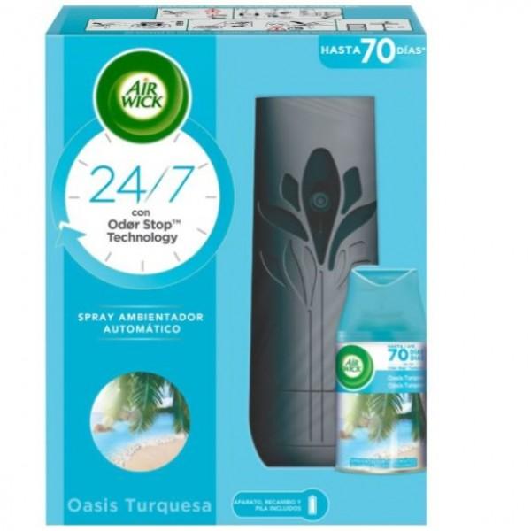 Air wick ambientador fresh matic apa+rec oasis