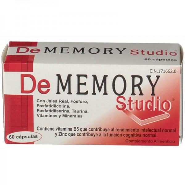 DE MEMORY STUDIO 30 CAPS