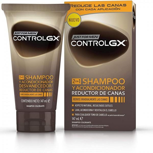CONTROL GX REDUCTOR DE CANAS CHAMPU 2EN1 147ML