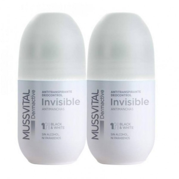 MUSSVITAL DER. DEO INVISIBLE ANTIMANCHAS PROMO