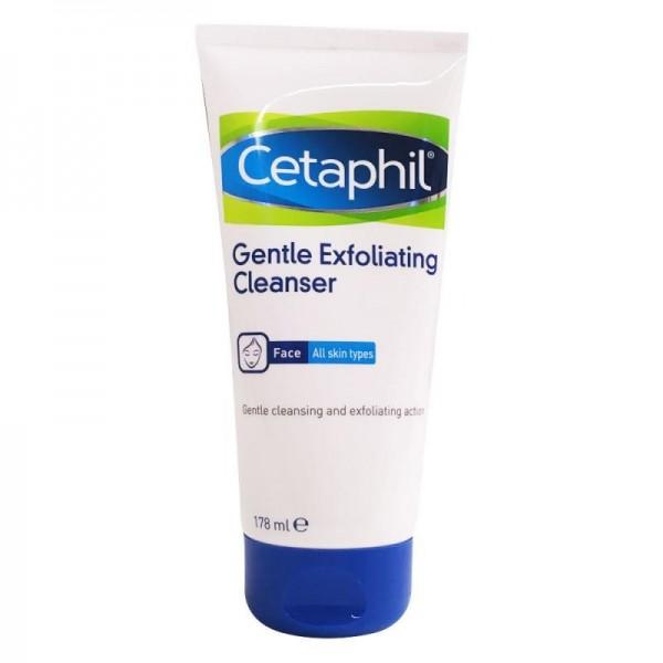 CETAPHIL GENTLE EXFOLIATING CLEANSER 178 ML