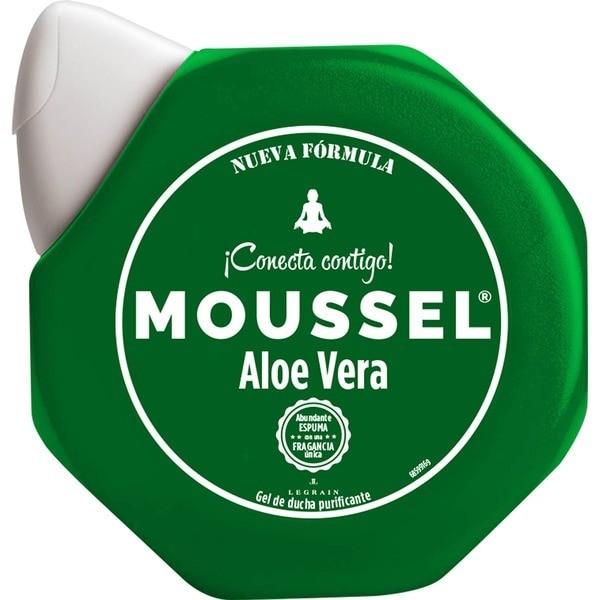 Moussel gel de ducha Aloe Vera 600 ml