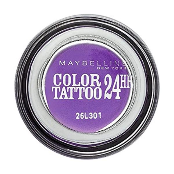 Maybelline eye studio tattoo sombra de ojos 15 express purple 1ml